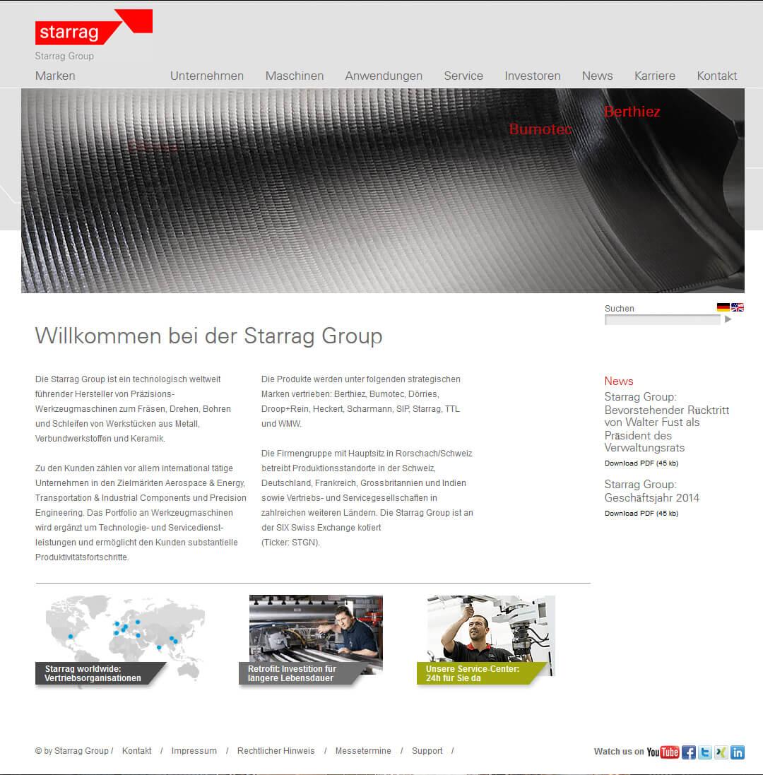 mobiles Webdesign